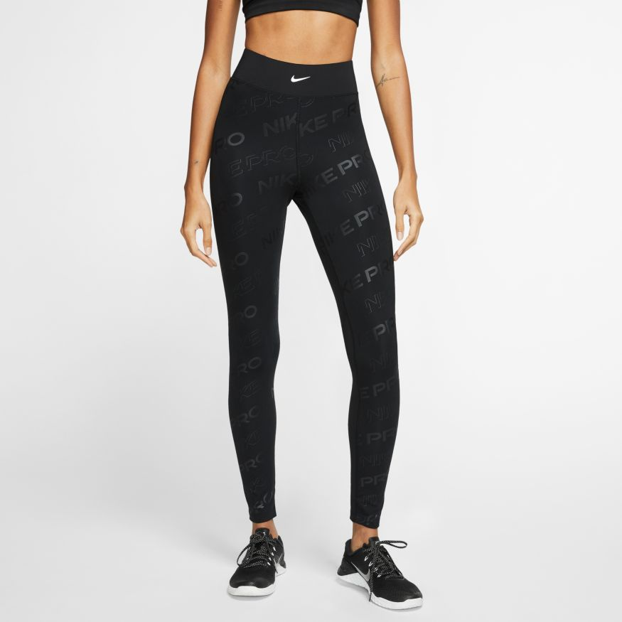 Лосины Nike W NP CLN TIGHT PRT SP