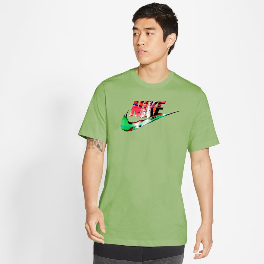 Футболка Nike NSW TEE SPRING BREAK HBR