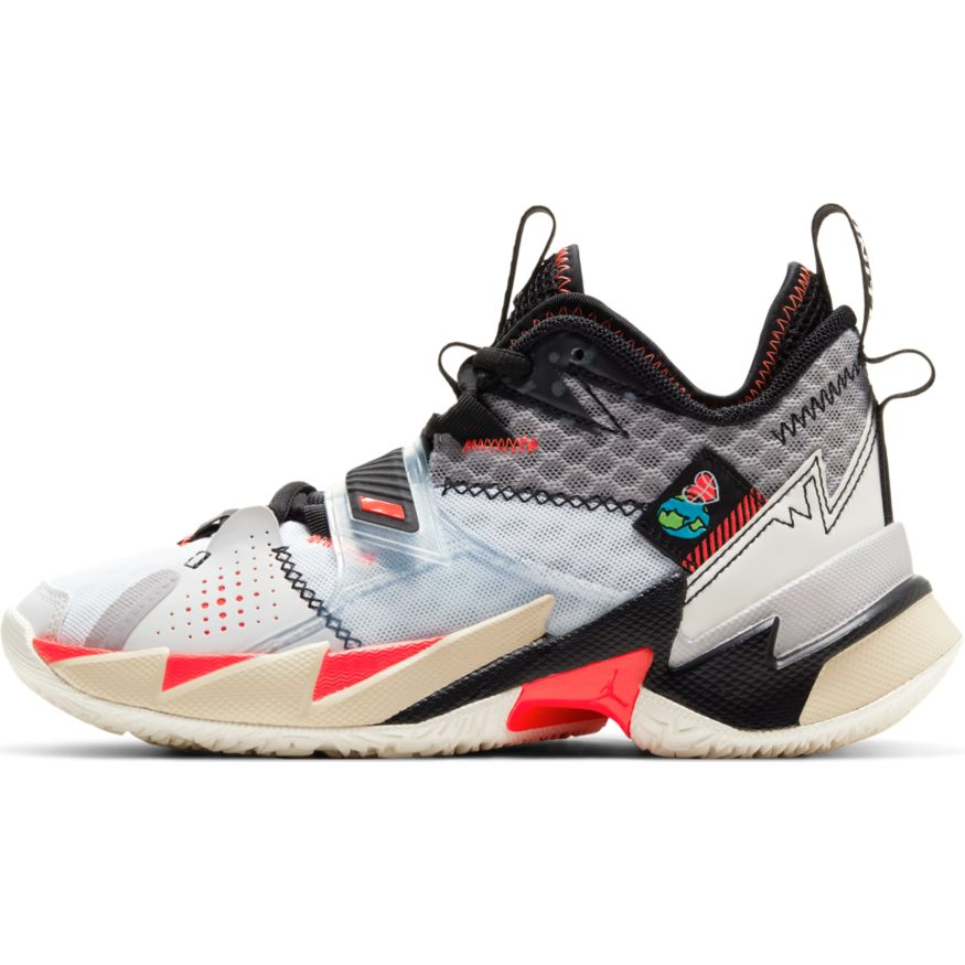 Кроссовки Nike JORDAN WHY NOT ZER0.3 (GS)