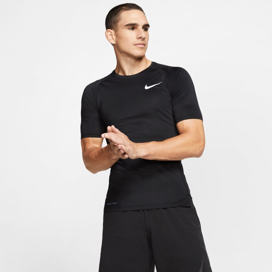 Футболка Nike M NP TOP SS TIGHT