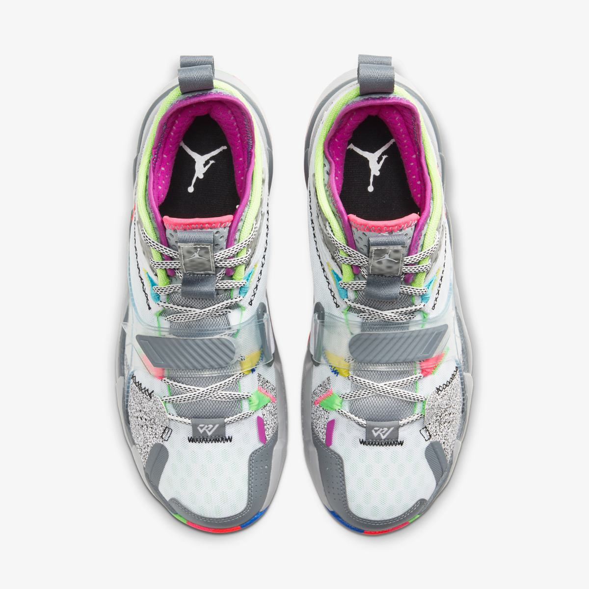 Кроссовки Nike Jordan  WHY NOT ZER0.3 CD3003-100 фото