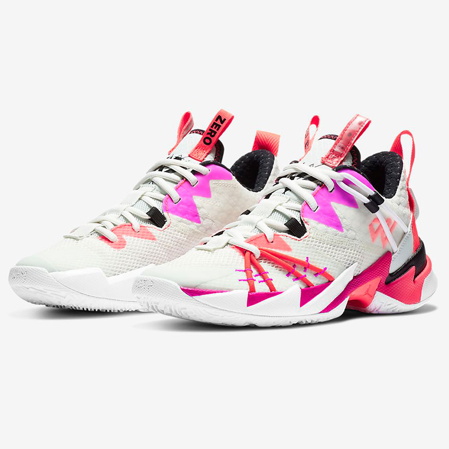 Кроссовки Nike JORDAN WHY NOT ZER0.3 SE (GS)