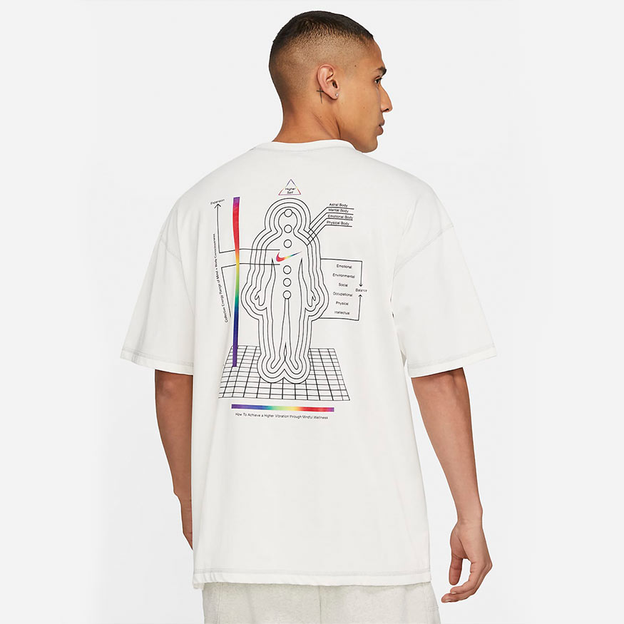 Футболка Nike NSW TEE M2Z WELLNESS