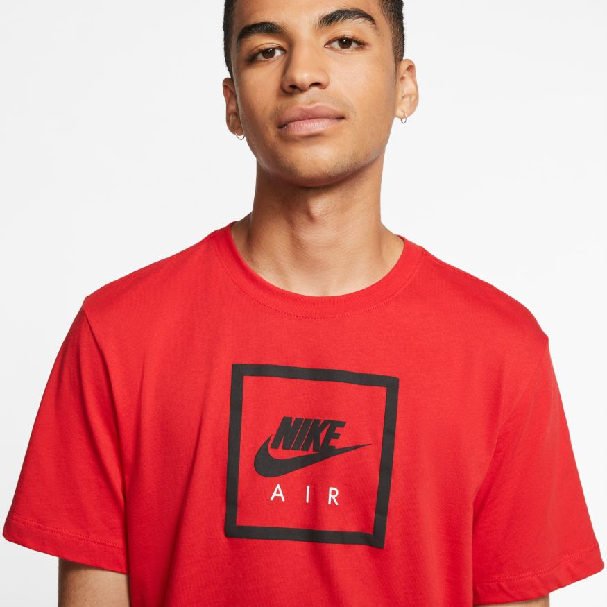 Футболка Nike M NSW SS TEE NIKE AIR 2 BV7639-657 фото