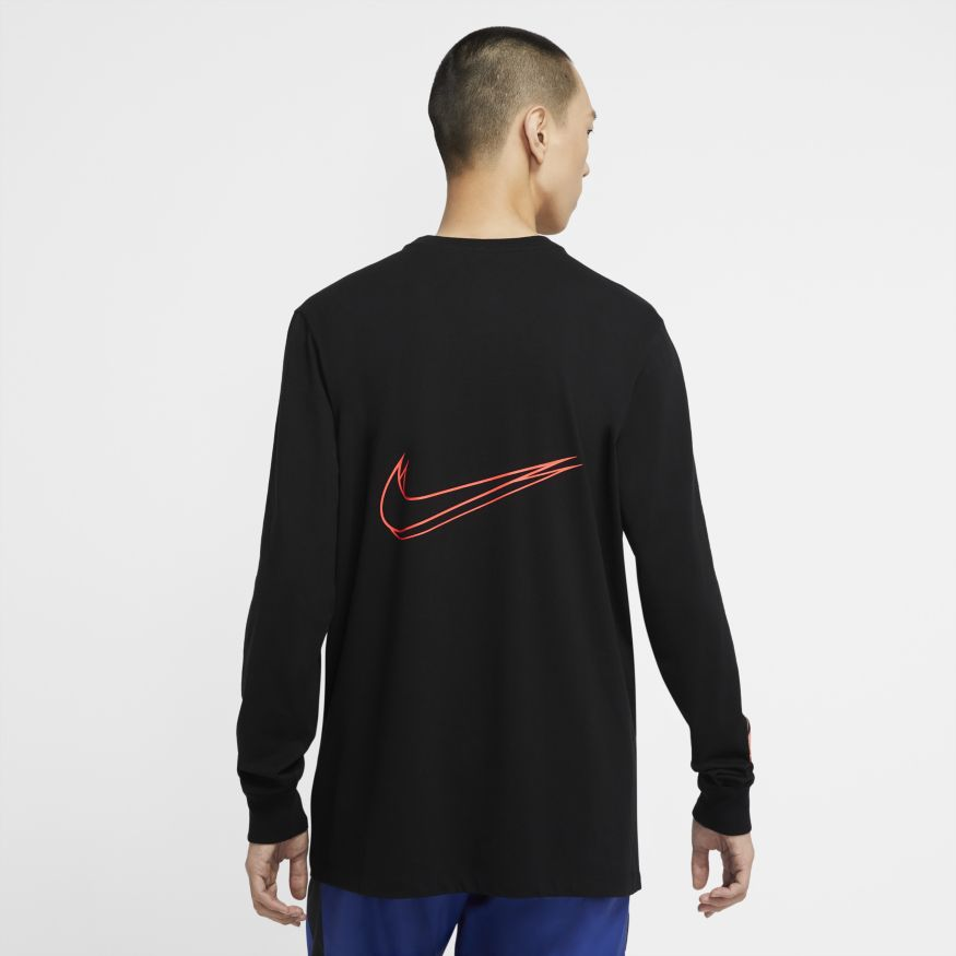 Футболка с длин.рук Nike M NSW LS TEE HBR WORLDWIDE