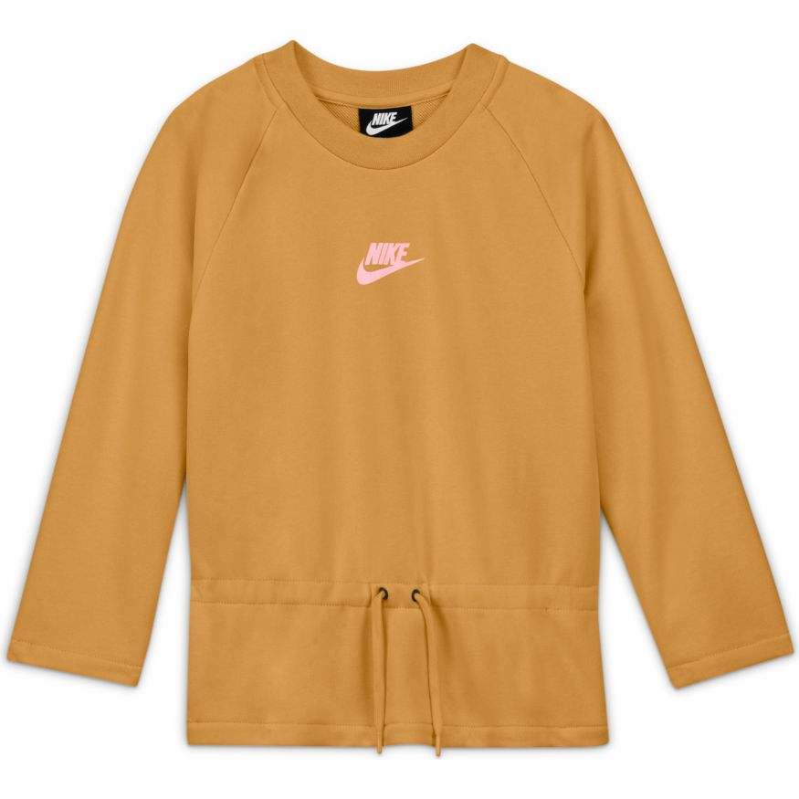 Толстовка Nike NSW FT 3QT SLV TOP
