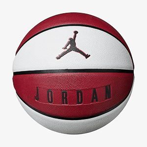 Мяч баскетбольный Jordan PLAYGROUND 8P GYM RED/WHITE/BLACK/BLACK 07