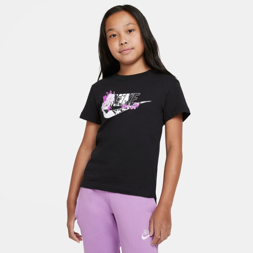 Футболка NIKE G NSW TEE ICONCLASH DPTL