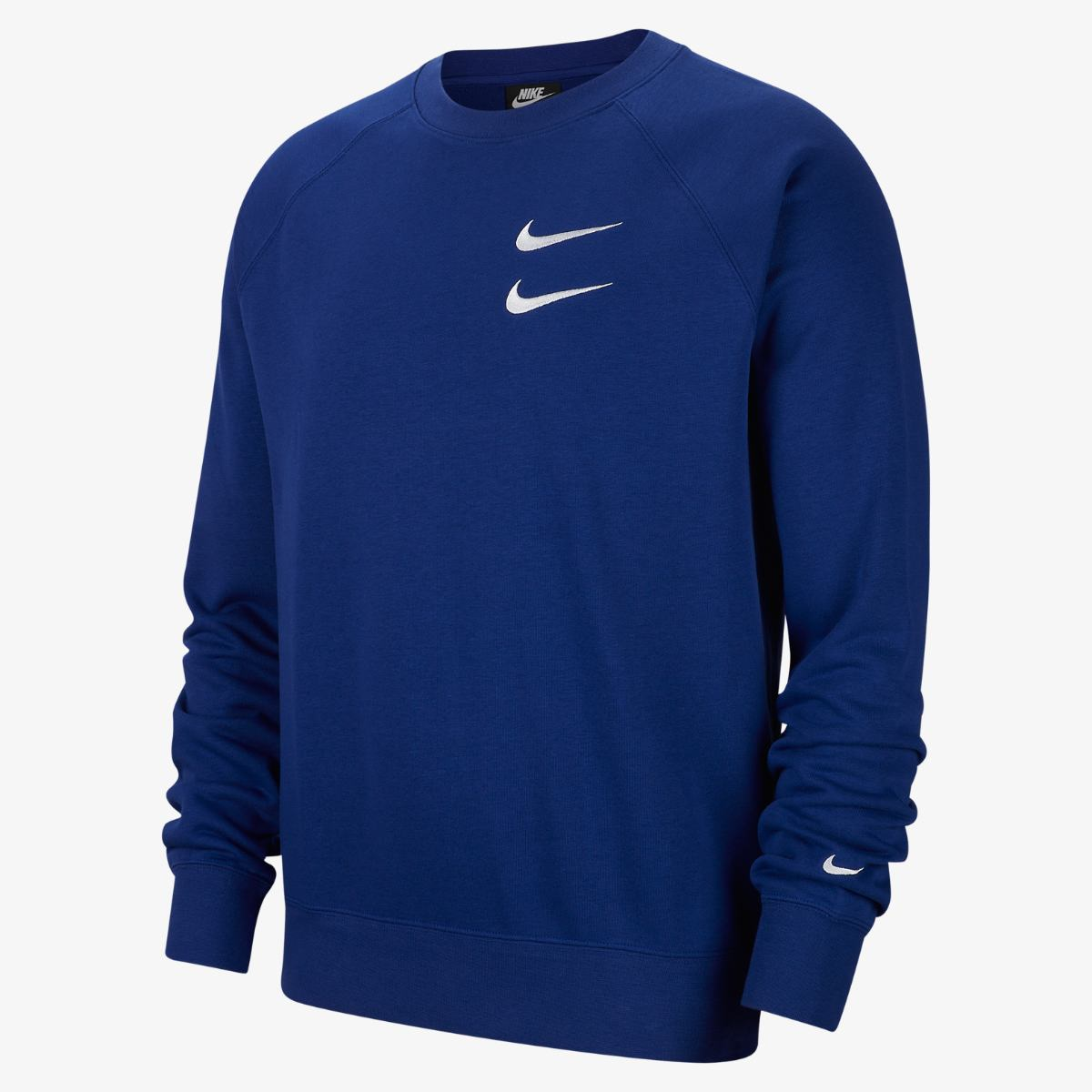 Толстовка NIKE M NSW SWOOSH CRW FT