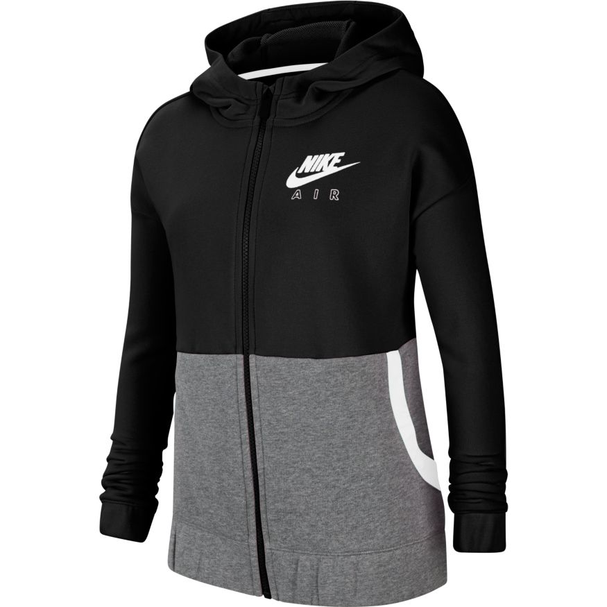 Толстовка Nike G NSW AIR FT FZ HOODIE