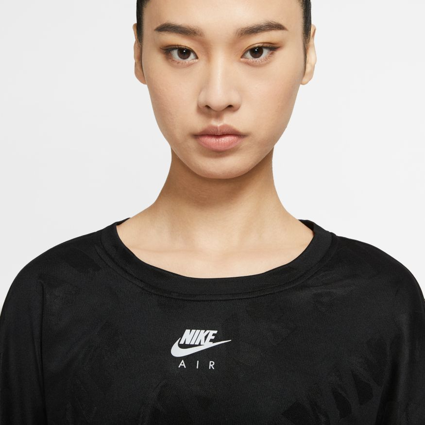 Футболка с длин.рук Nike W NK AIR MIDLAYER CREW CJ1882-010 фото