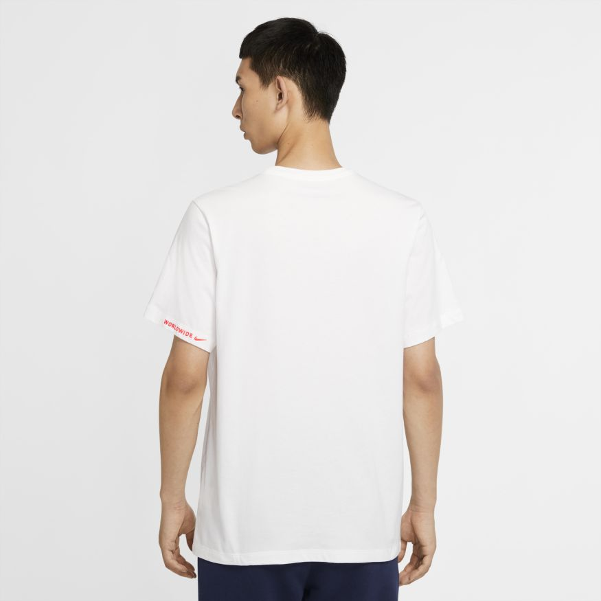 Футболка Nike M NSW SS TEE SWOOSH WORLDWIDE