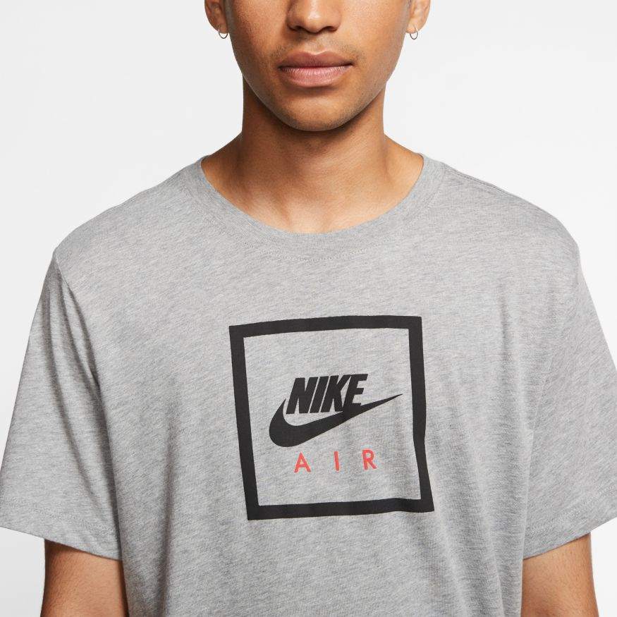 Футболка Nike M Nsw Ss Tee Nike Air 2 BV7639-063 фото