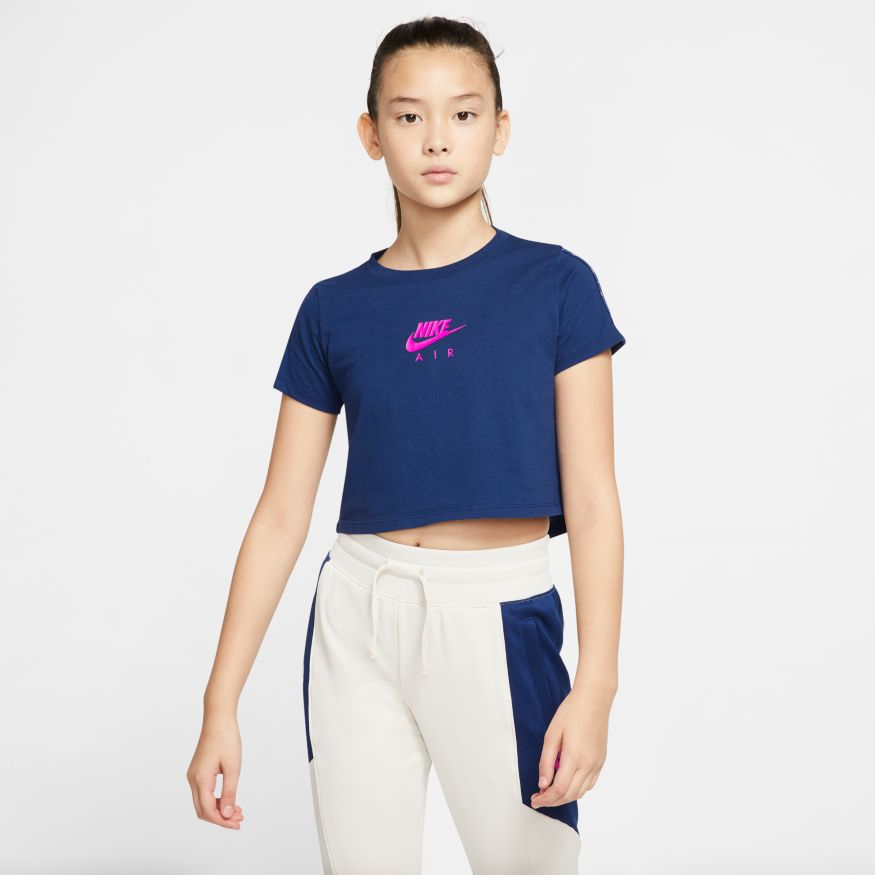 Футболка Nike G NSW TEE CROP NIKE AIR