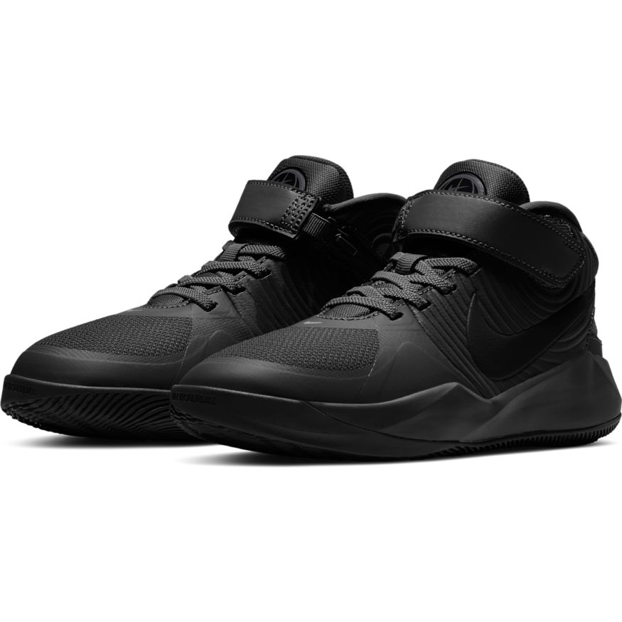 Кроссовки Nike TEAM HUSTLE D 9 FLYEASE (GS) BV2952-010 фото