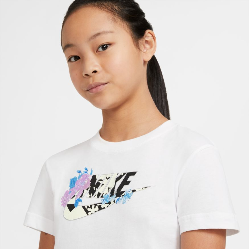 Футболка Nike G NSW TEE ICONCLASH DPTL CZ1344-100 фото