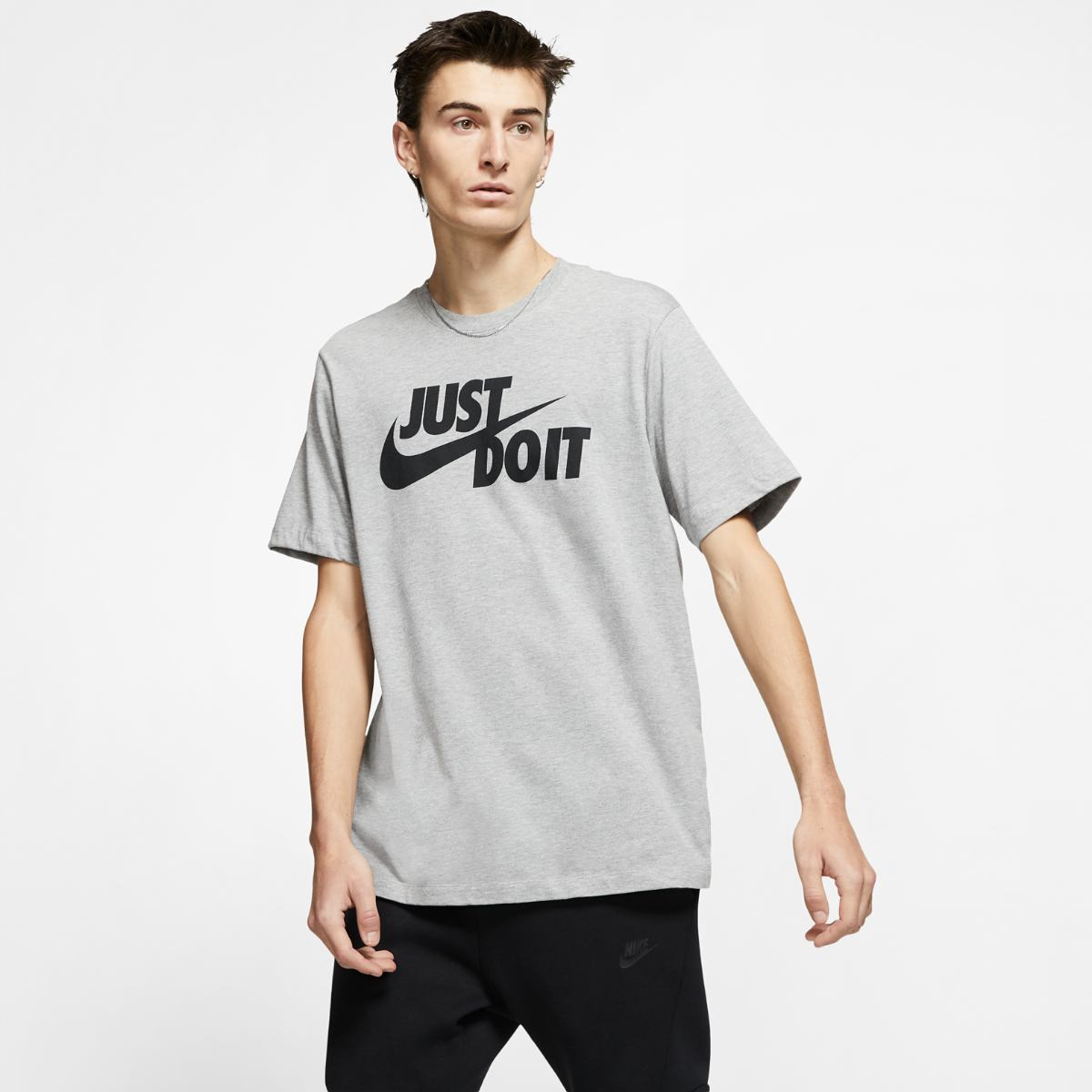 Футболка NIKE M NSW TEE JUST DO IT SWOOSH
