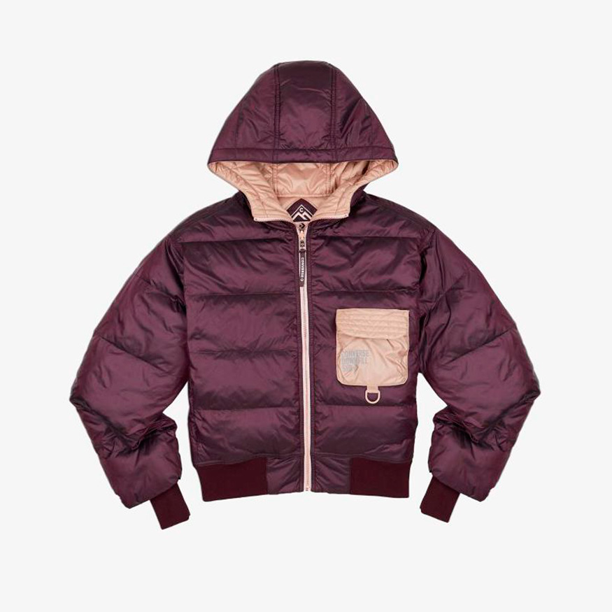 Куртка Converse Down Reversible Utility Puffer