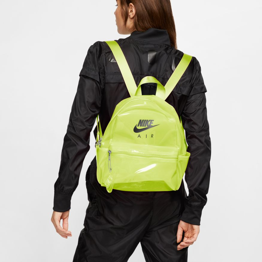 Рюкзак Nike NK JDI MINI BKPK - CLEAR CW9258-702 фото
