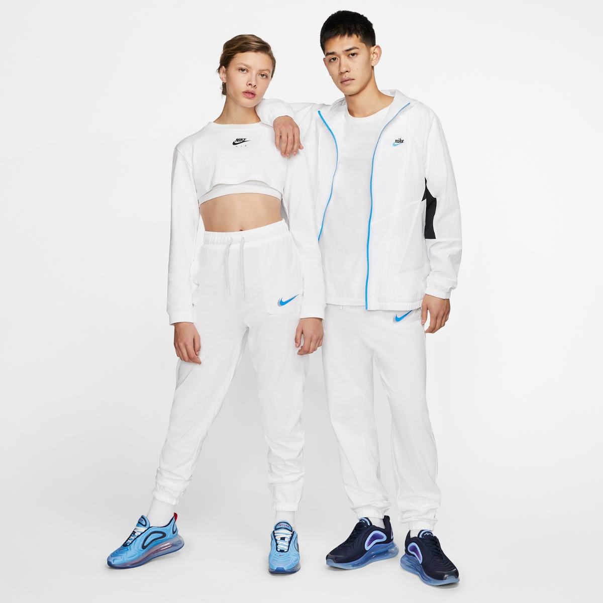 Брюки NIKE W NSW PANT UP IN AIR CT0766-100 фото