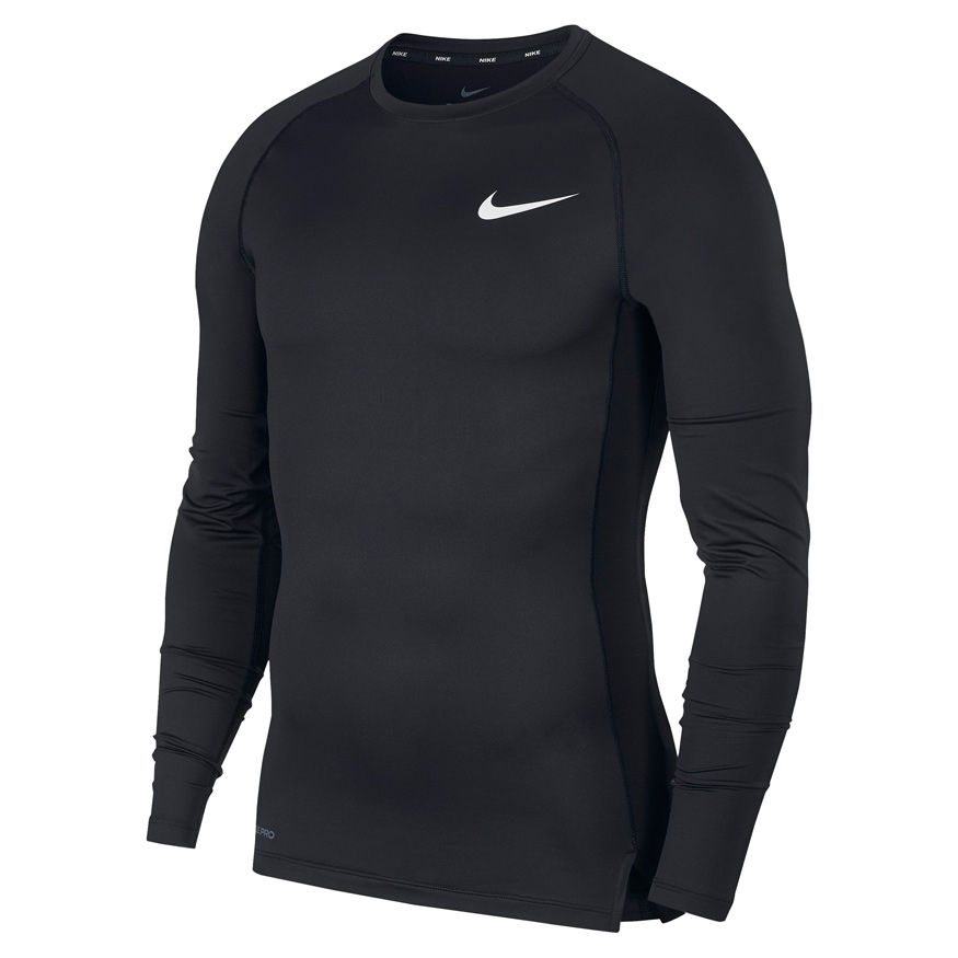Футболка с длин.рук Nike M NP TOP LS TIGHT