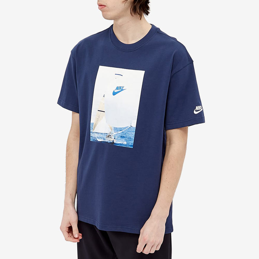 Футболка Nike M NSW TEE RE-ISSUE