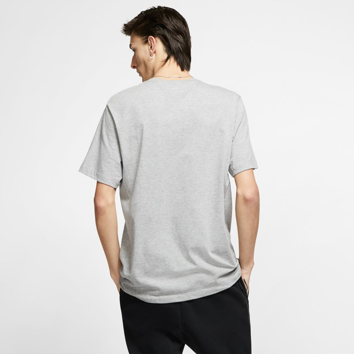 Футболка NIKE M NSW TEE JUST DO IT SWOOSH AR5006-063 фото