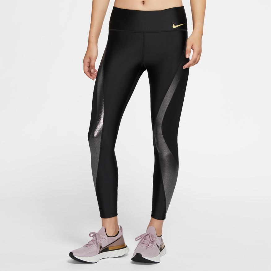 Лосины Nike W NK ICNCLSH SPEED 7_8 TGHT