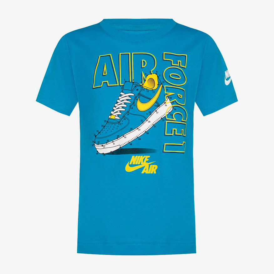 Футболка Nike AIR FORCE 1 CONNECT THE DOTS S/S TEE