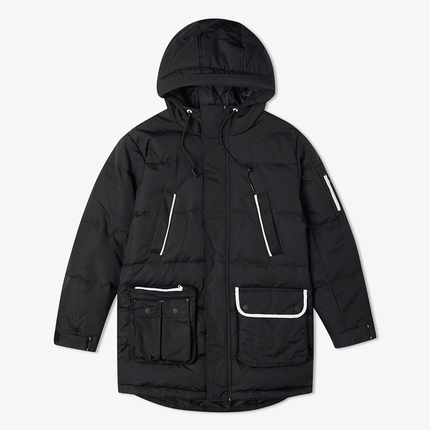 Куртка Converse Down Mid Length Jacket