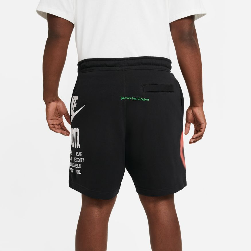 Шорты Nike NSW FT SHORT WTOUR