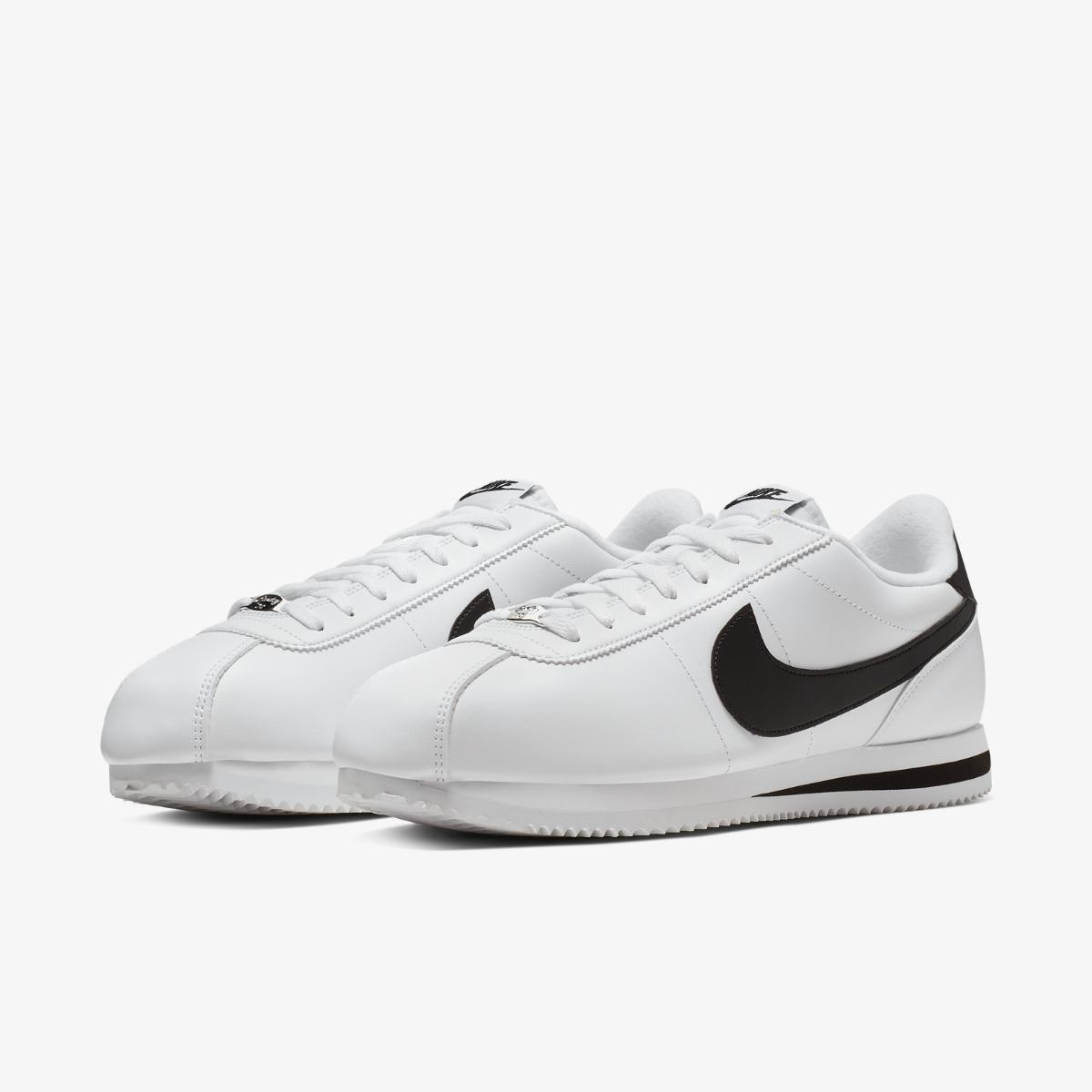 Кроссовки NIKE CORTEZ BASIC LEATHER 819719-100 фото